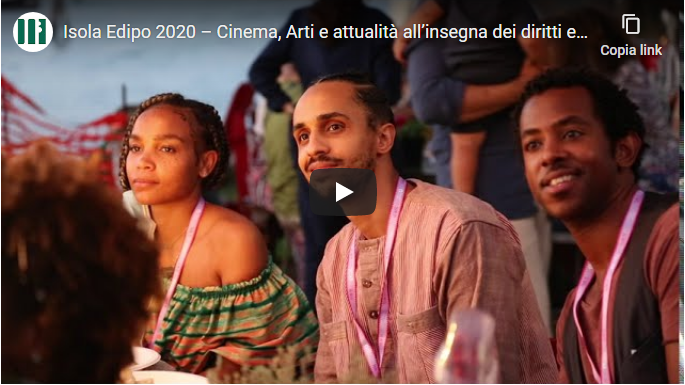 isola edipo 2020 video